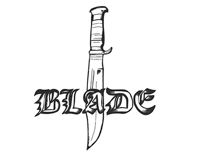 The Blade.