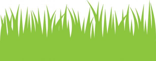 Grass outline clip art.