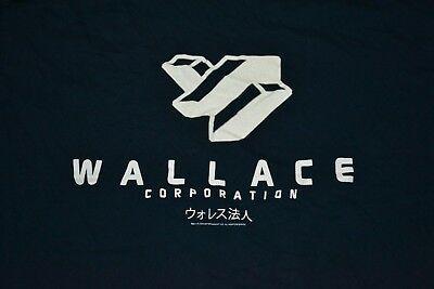 WOMENS BLADE RUNNER 2049 Movie Wallace Corporation Logo T.