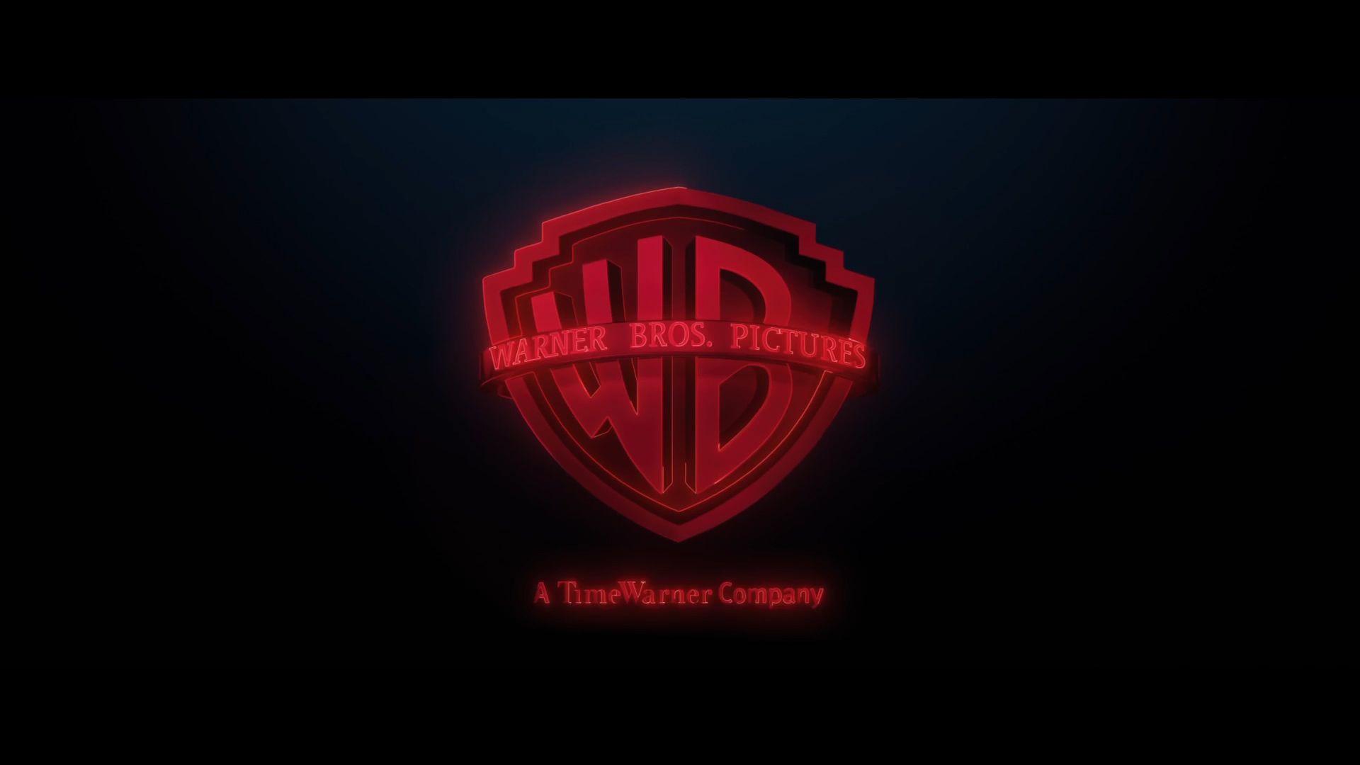 Warner Bros. Logo Blade Runner\'d.