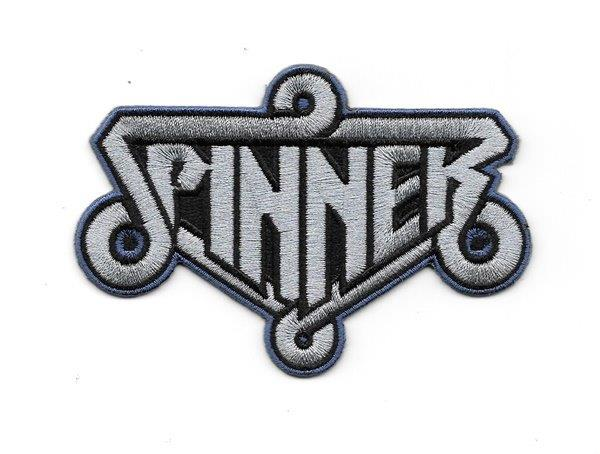Details about Blade Runner Spinner Car Logo Embroidered Patch Blue Version,  NEW UNUSED.