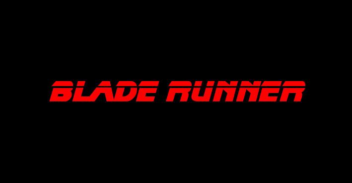Blade runner Logos.