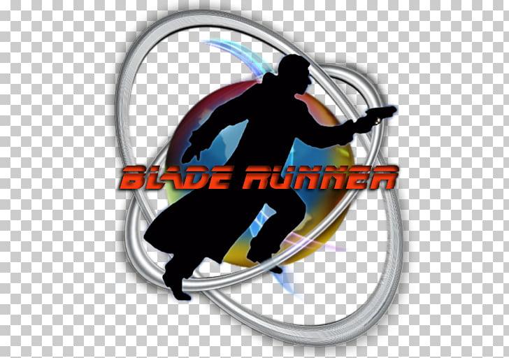 Logo font, Blade runner, Blade Runner silhouette PNG clipart.