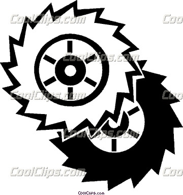 Saw 20clipart.