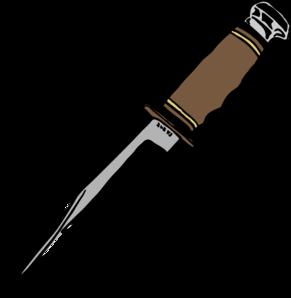 Blade clip.