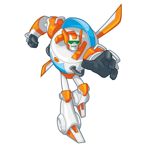 Transformers Rescue Bots: Disaster Dash by BUDGE.