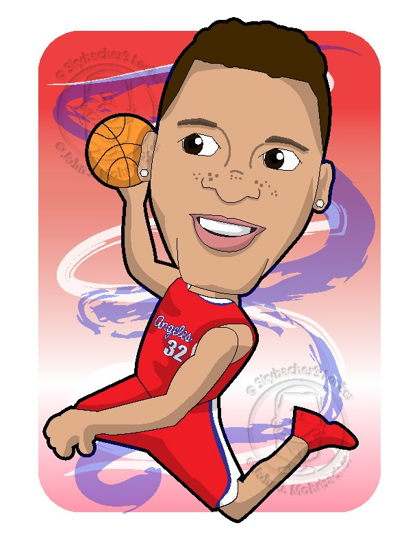 Nba Clippers Clipart.