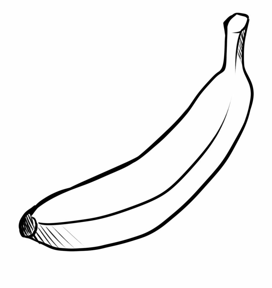 Fruit Banana Food Yellow Png Image Banana Blanco.