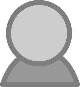 Blank avatar download free clipart with a transparent.