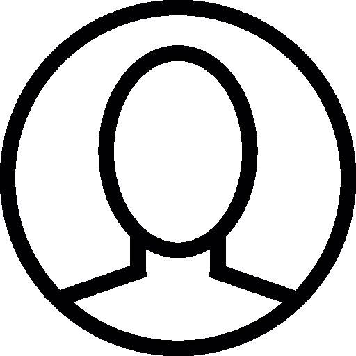 Blank avatar.
