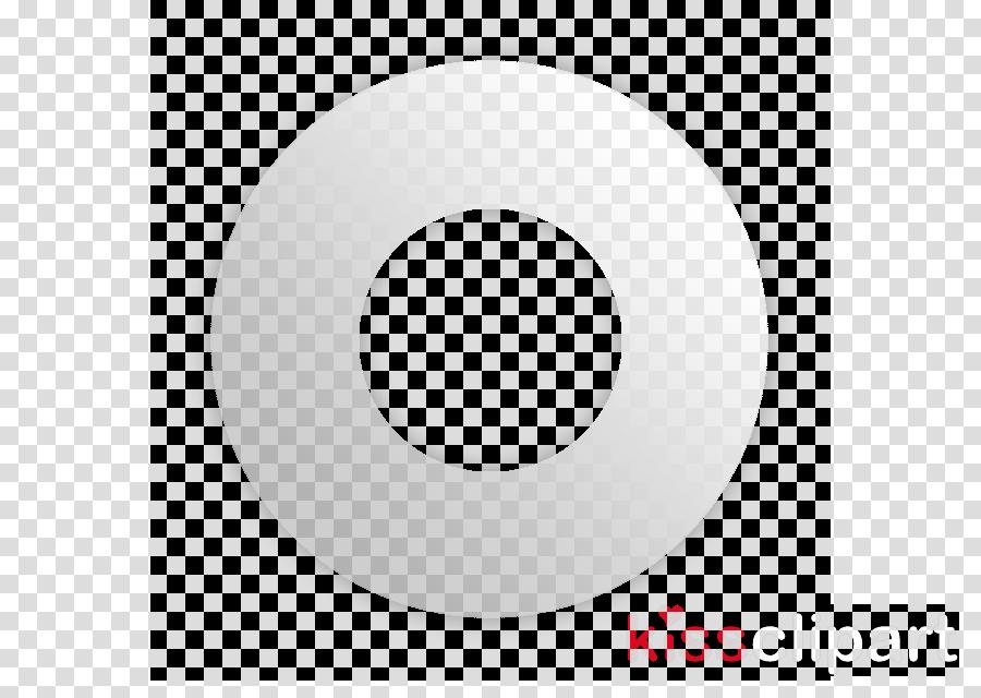 Black Circle Png Thick.