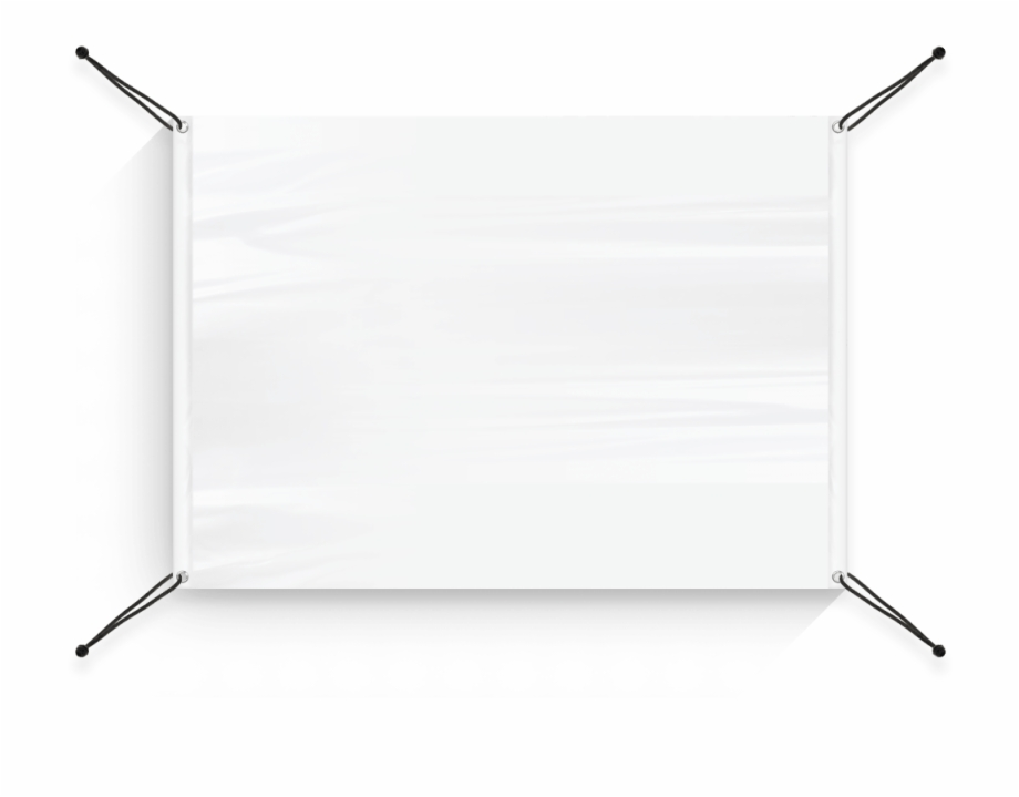 Blank Hanging Banner Png , Png Download.