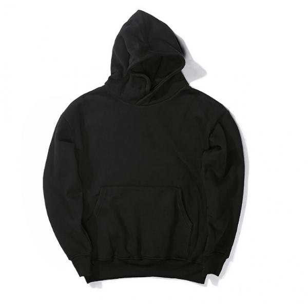 Download Free png blank black hoodie png.
