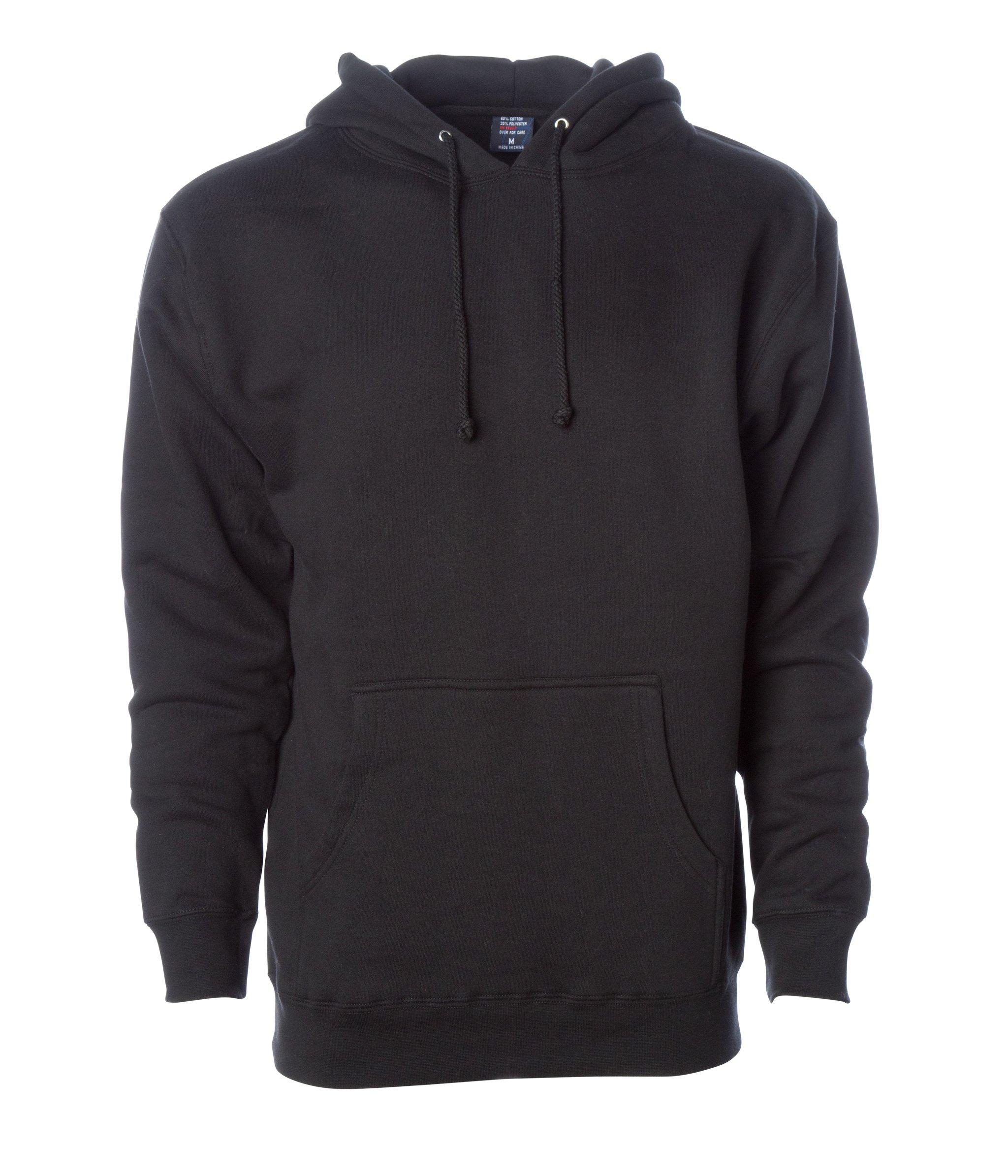 Independent Heavyweight Hooded Pullover Sweatshirt.