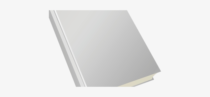Book Front Cover Blank.