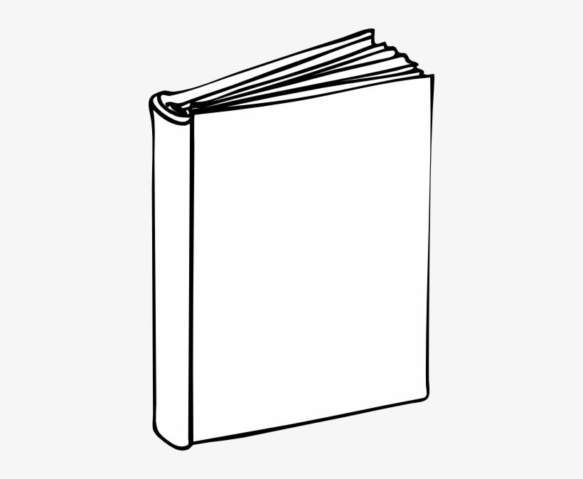 Blank Book Clip Art At Clker.