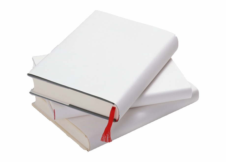 Blank Book Cover Png.