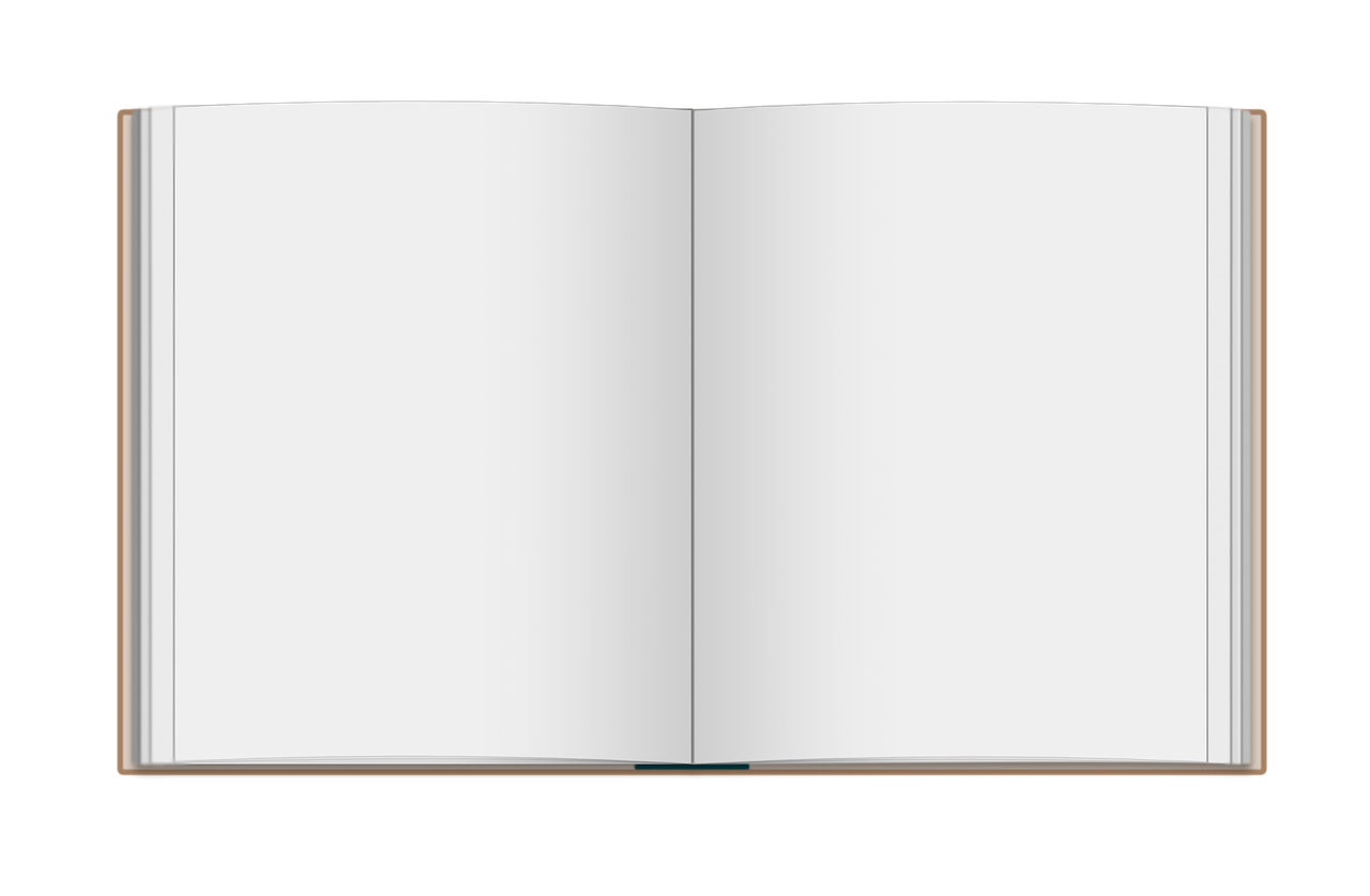 Collection of 14 free Blank book png bill clipart dollar sign.