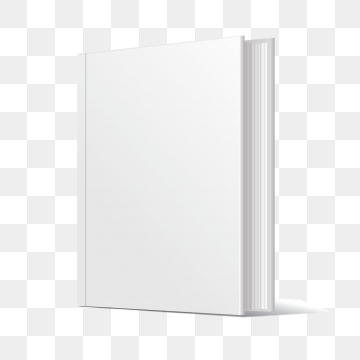 White Book Png, Vector, PSD, and Clipart With Transparent Background.
