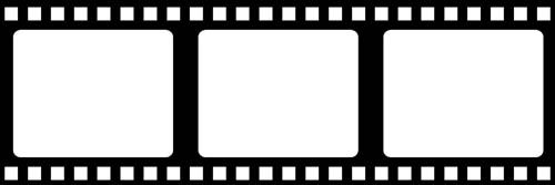 filmstrip bulletin board border.