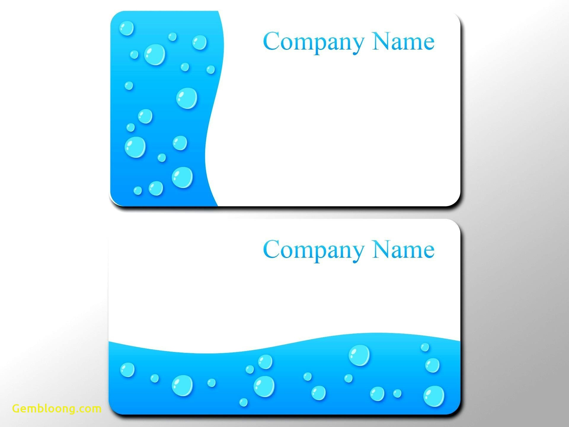 Business Card Photoshop Template Psd Awesome 016 Business.