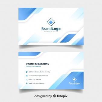 Business Card Vectors, Photos and PSD files.
