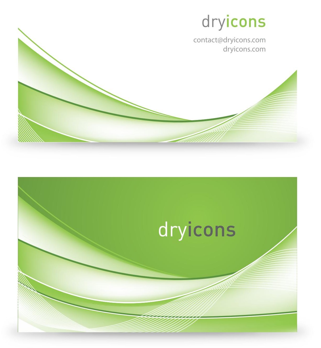 Business Card Template 02 Vector Icon Template Clipart Free Download.