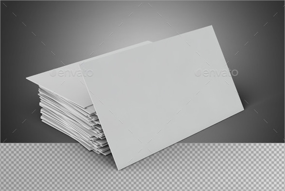 44+ Free Blank Business Card Templates.