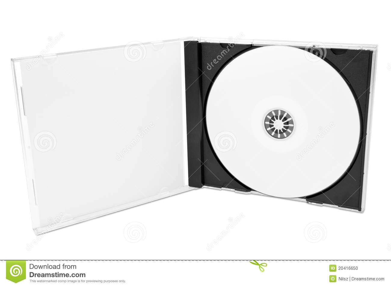 Blank Cd Clipart Clipground