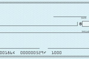 Blank check clipart 5 » Clipart Station.