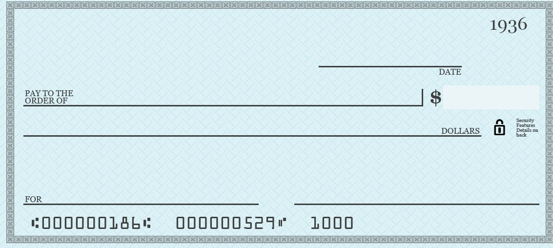 Check clipart blank check, Check blank check Transparent FREE for.