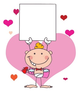 Cupid Clipart Image.