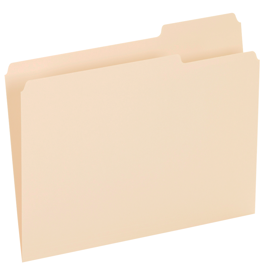 Folder clipart blank, Folder blank Transparent FREE for.