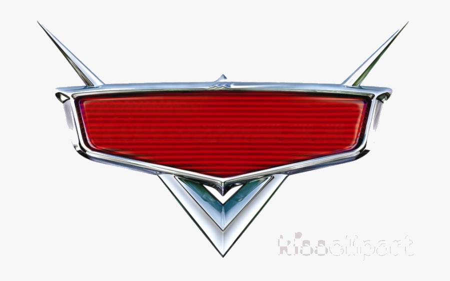 Lightning Mcqueen 95 Disney Cars Logo Blank Clipart.