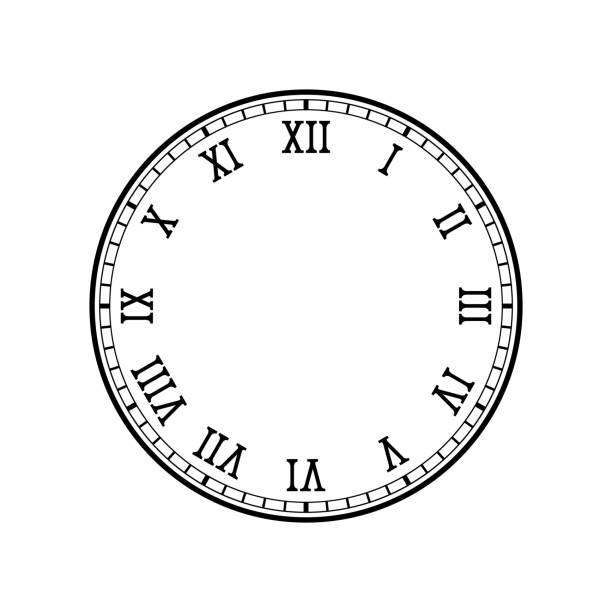 Best Blank Clock Face Illustrations, Royalty.