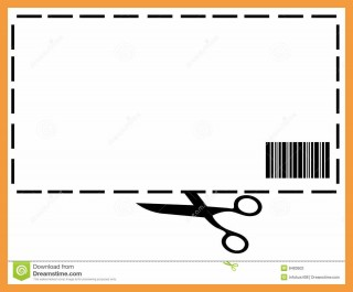 006 Template Ideas Blank Coupon Exceptional Free Editable.