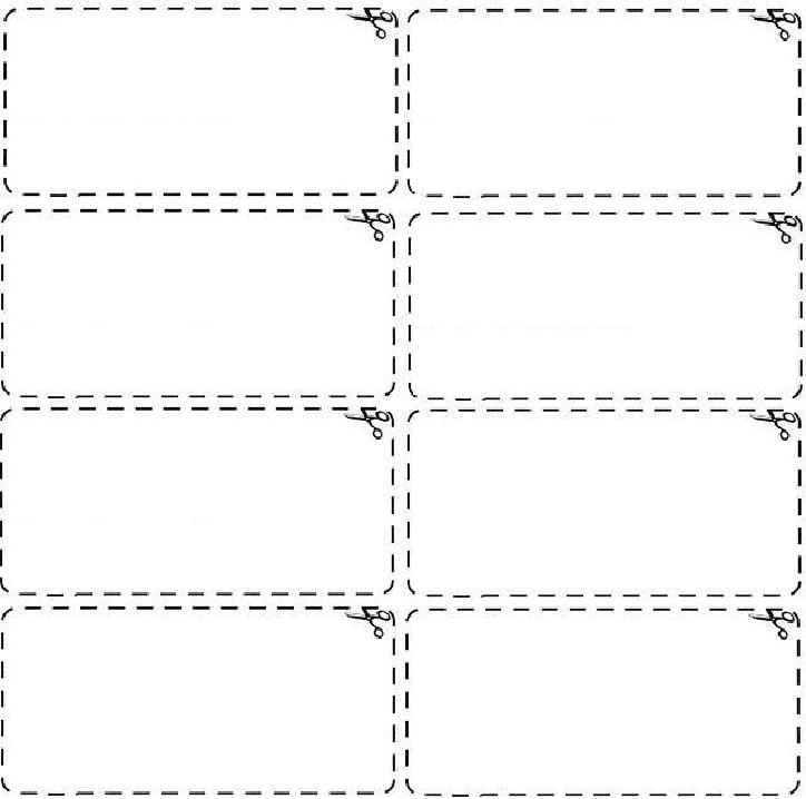 Free templates blank coupons.