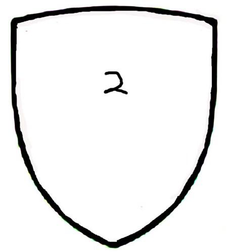 Blank Family Crest.
