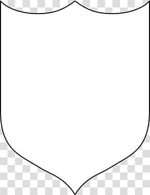 Blank Crest transparent background PNG cliparts free.