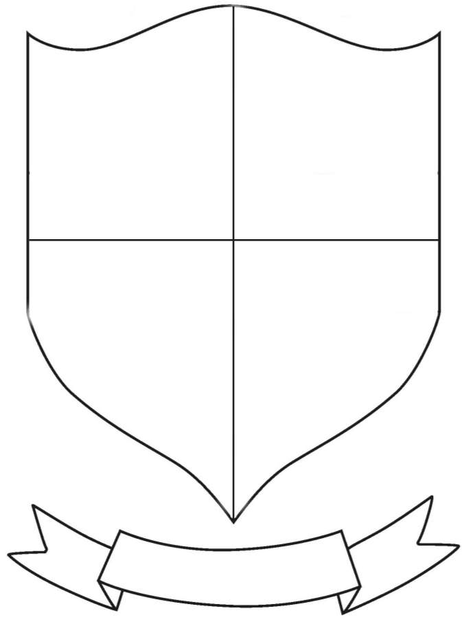 Blank Coat Of Arms Png Vector, Clipart, PSD.