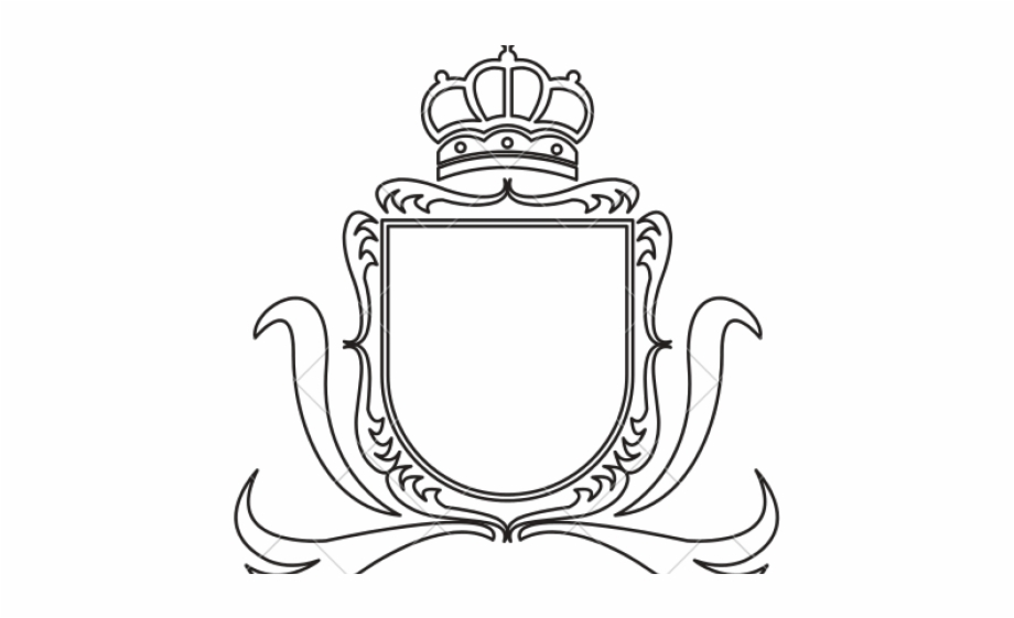 Blank Coat Of Arms Png, Transparent Png Download For Free #4683095.