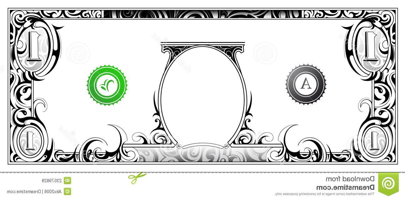 Best Blank Dollar Bill Clip Art Cdr » Free Vector Art.