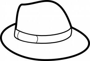 Clipart Of Hat.