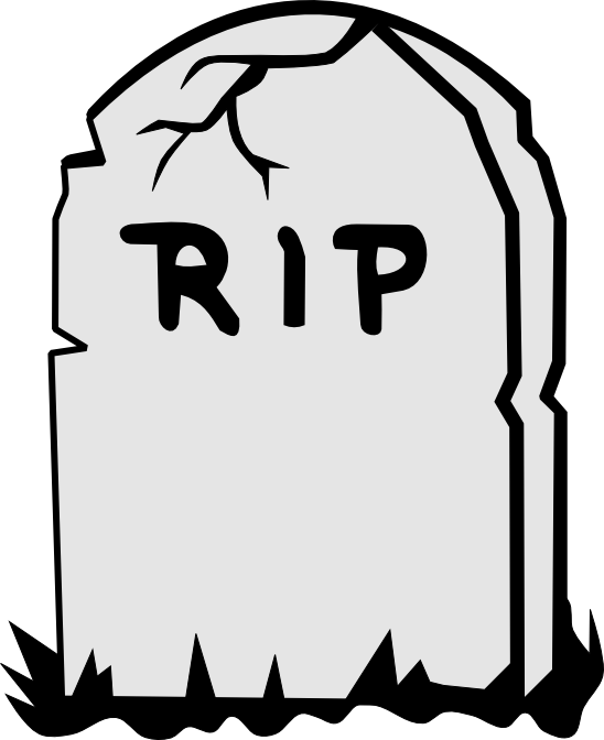 Blank gravestone clipart 3 » Clipart Station.