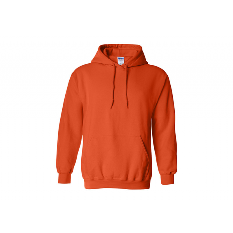 Gildan DryBlend Adult Hooded Sweatshirt.