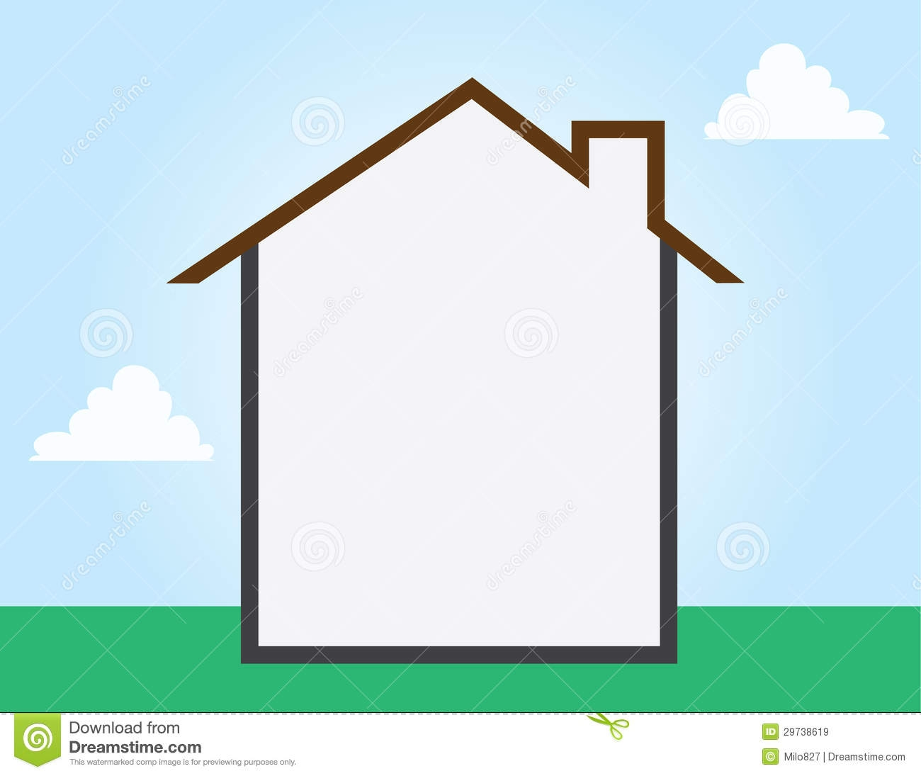 Similiar Blank House Diagram Keywords.