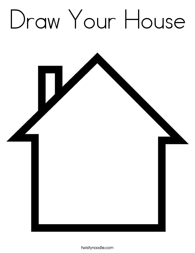 blank house clipart 20 free Cliparts | Download images on ...