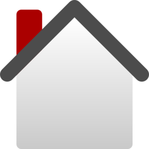 Empty House Clipart.