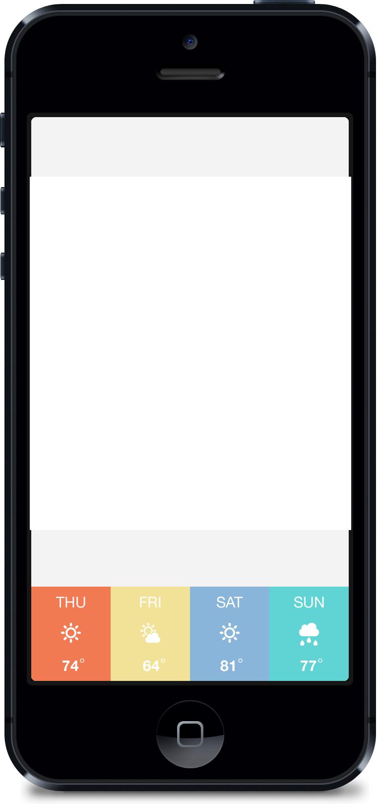 Iphone clipart blank iphone, Iphone blank iphone Transparent.