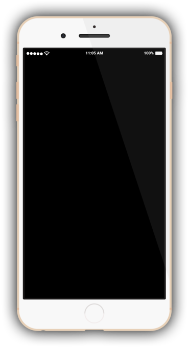 HD Iphone Screen Png , Free Unlimited Download #1926364.